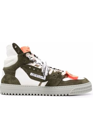 OFF-WHITE Mujer Tenis - Court 3.0 high-top sneakers