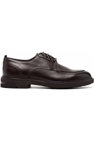 HENDERSON BARACCO Lace-up leather Derby shoes