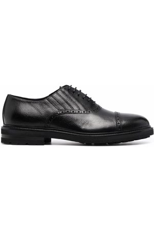 HENDERSON BARACCO Hombre Oxford - Lace-up leather oxford shoes