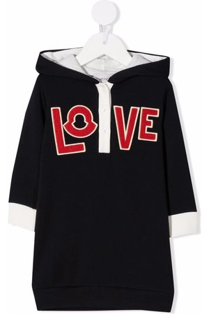 Moncler Love-patch hoodie