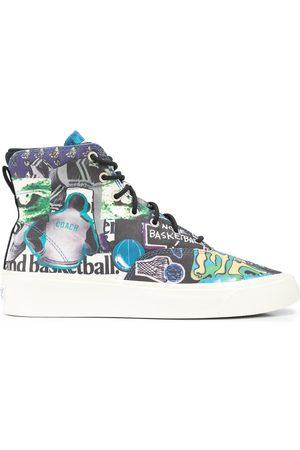 Converse Skid Grip high-top sneakers