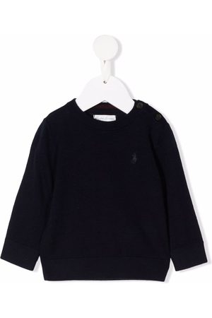 Ralph Lauren Tops - Embroidered-logo jumper