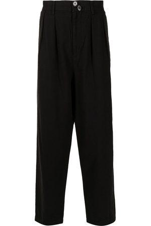 Undercoverism Hombre De vestir - Pantalones de vestir con pinzas y botones