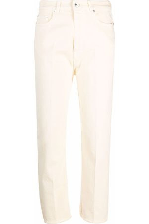 Nº21 Mujer Rectos - Cropped straight-leg jeans