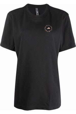 adidas Short-sleeved logo-print T-shirt