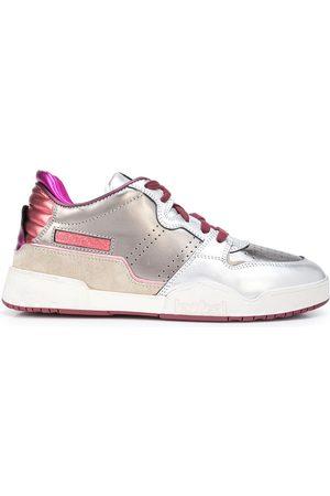 Isabel Marant Emree metallic-toe sneakers