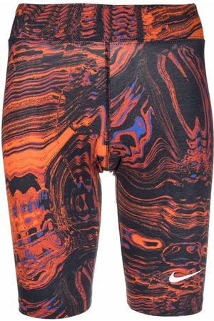 Nike Swoosh-detail track shorts