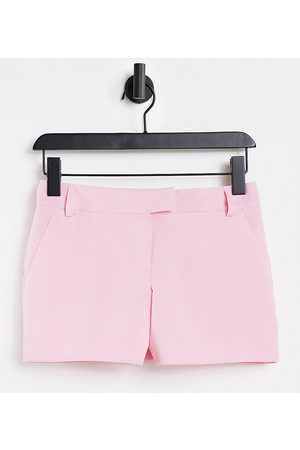 AsYou Tailored short in baby pink
