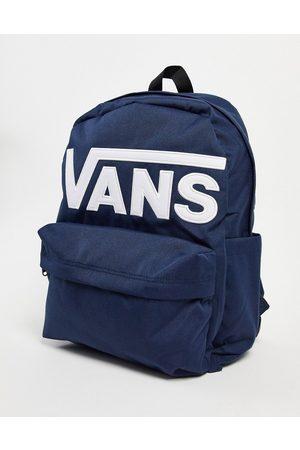 Vans Old Skool Drop V backpack in navy