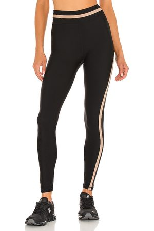 The Upside Pantalones sandy en color talla L en - Black. Talla L (también en XS, S, M).