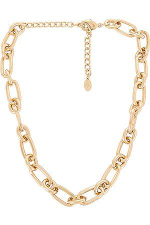 8 Other Reasons Collar off the chain en color oro metálico talla all en - Metallic Gold. Talla all.