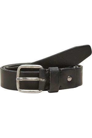 SELECTED Cinturón Cuero Henry 105 cm Black
