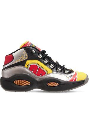 Reebok Hombre Tenis - Sneakers Question Mid X Power Rangers