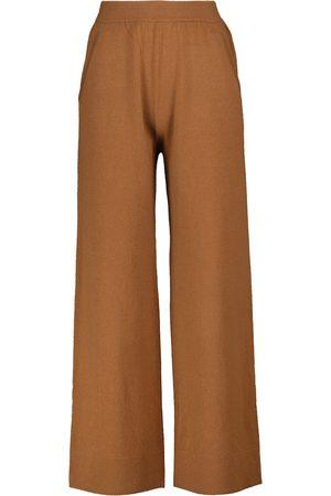 Jardin des Orangers Mujer Pantalones y Leggings - Wool and cashmere pants