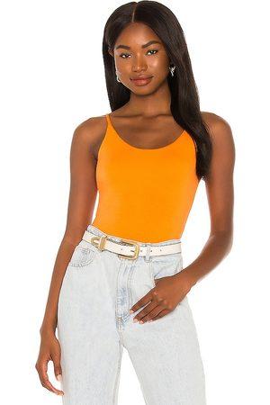 Lovers + Friends Mujer Body - Body bara en color talla L en - Orange. Talla L (también en M, S, XL, XS, XXS).
