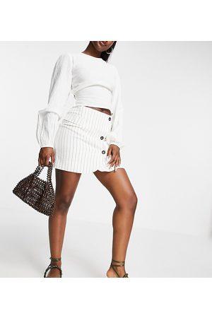 Reclaimed Vintage Inspired mini skirt suit co