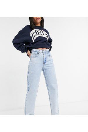 Reclaimed Inspired recycled blend 90's dad jean in super bleach sustainable wash