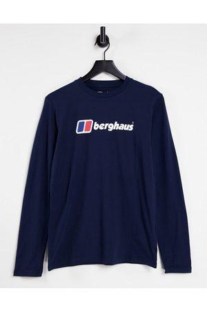 Berghaus Logo long sleeve t