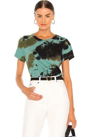 n:philanthropy Camiseta zander en color verde oliva talla L en - Olive. Talla L (también en XS, S, M).