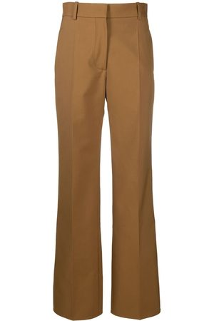 Victoria Beckham Mujer Pantalones y Leggings - Pantalones con tiro alto