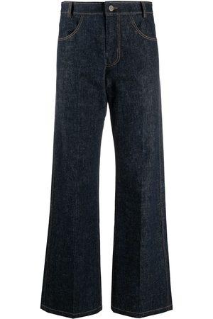 REJINA PYO Mujer Jeans - Jeans anchos con tiro alto
