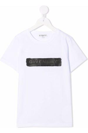 Givenchy Playera con logo en relieve