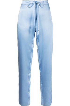 Marques'Almeida Pantalones de pijama de seda