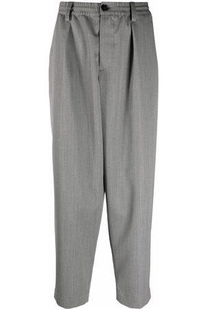 Marni Pantalones de corte ancho