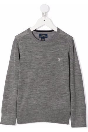 Ralph Lauren Niño Suéteres - Jersey con logo bordado