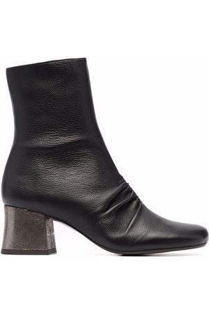 Chie Mihara Zip-up heeled leather boots
