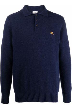 Etro Long-sleeve polo shirt