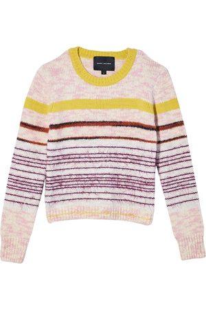 Marc Jacobs Suéter tejido con rayas en intarsia