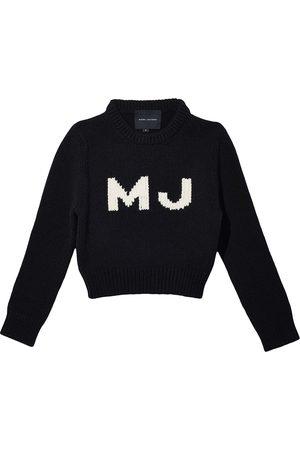 Marc Jacobs Suéter con logo bordado
