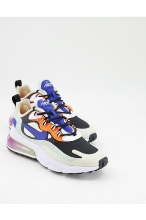 Nike Air Max 270 React trainers in multi