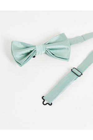 Gianni Feraud Hombre Pajaritas - Plain satin bow tie