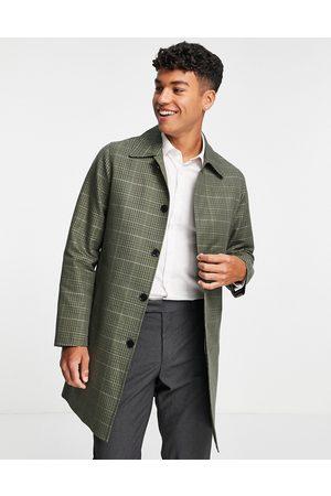 Gianni Feraud Hombre Abrigos - Checked raincoat