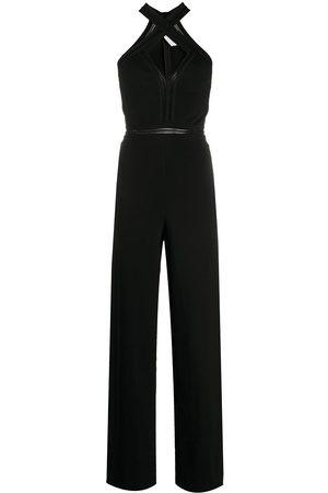 Stella McCartney Mujer Largos - Jumpsuit con tiras cruzadas