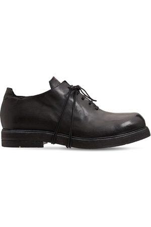 ERNESTO DOLANI Zapatos Derby Bruto De Piel Con Cordones
