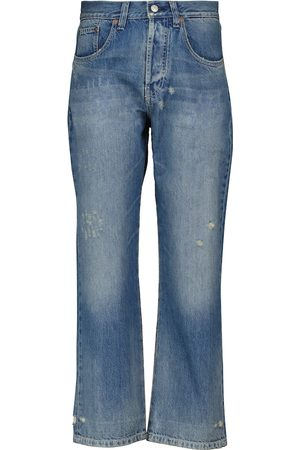 Victoria Beckham Mujer Rectos - Victoria high-rise straight jeans