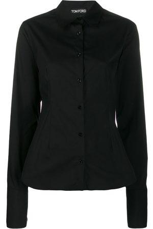Tom Ford Mujer Camisas - Camisa de vestir con botones
