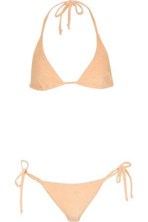 Lisa Marie Fernandez Pamela stretch-cotton terry bikini