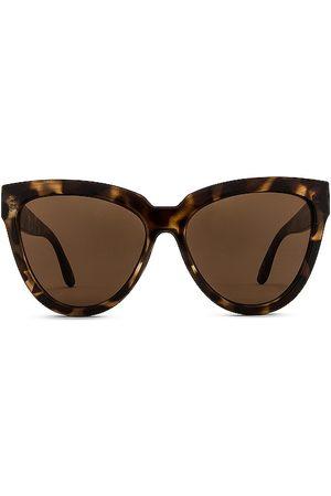 Le Specs Gafas de sol liar liar en color marrón talla all en - Brown. Talla all.