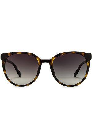 Le Specs Gafas de sol armada en color marrón talla all en - Brown. Talla all.