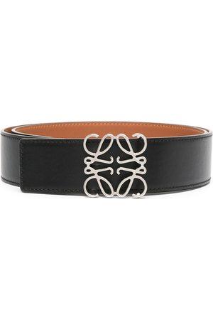 LOEWE Cinturón con placa de anagrama