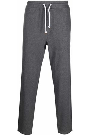 Brunello Cucinelli Pants con cordón en la pretina