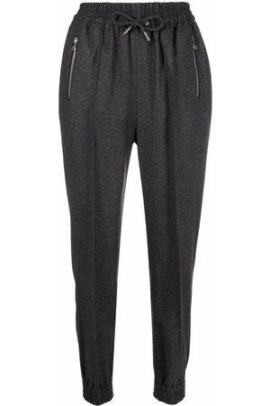 ERMANNO SCERVINO Mujer Pantalones y Leggings - Pantalones con cordones en la pretuna