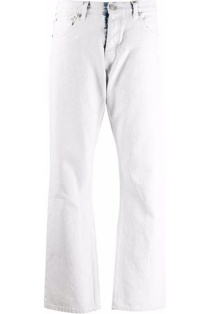 Maison Margiela Mujer Rectos - Jeans Bianchetto