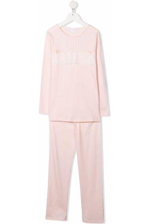 La Perla Niña Sets de ropa - Conjunto de dos piezas con bordado