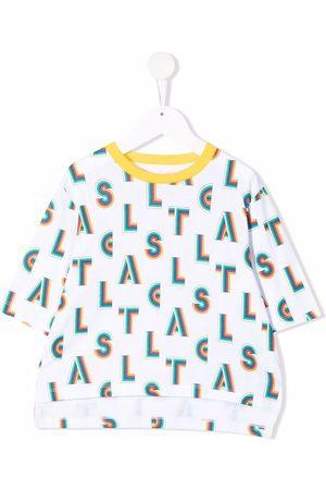Stella McCartney Niña Playeras - Camiseta con estampado gráfico