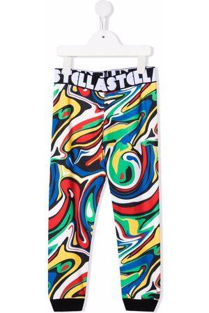 Stella McCartney Niña Pantalones y Leggings - Pantalones con estampado gráfico